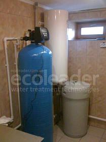 Умягчитель воды FS125, коттедж на 6 семей