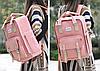 Рюкзак для мам Sunveno Оригинал Deaper Bag. Новейшая модель с огромным функционалом., фото 9