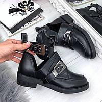 Копия Ботинки с ремешками, фото 1