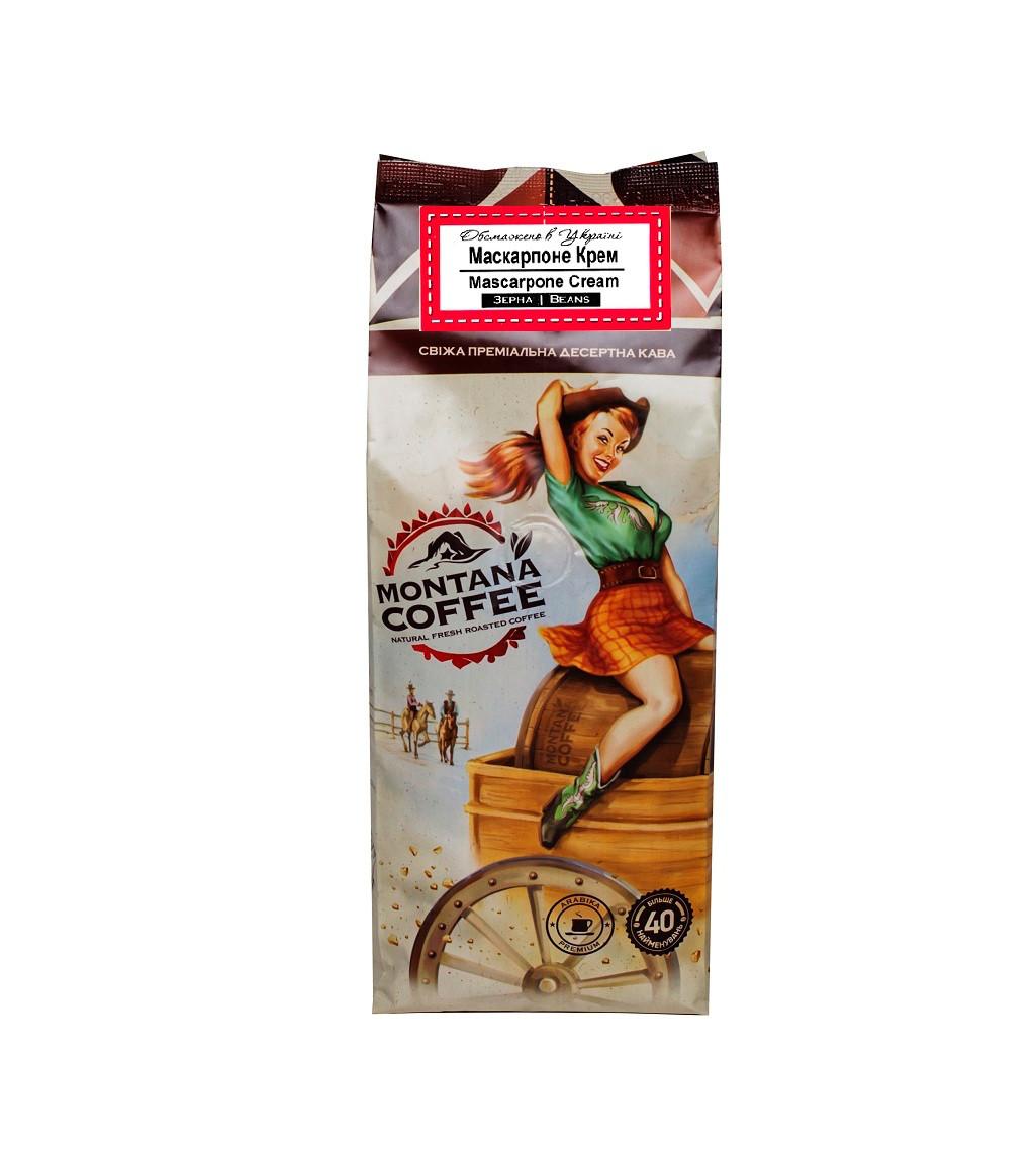 Маскарпоне крем Montana coffee 500 г