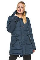 Жіноча куртка - парку зимова, фото 1