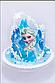 Вафельная картинка холодное сердце Эльза, фото 9