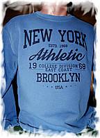 Тёплая подростковая толстовка New York Athletic
