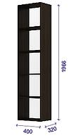 Модульна система COLOR - Стелаж 1 ТМ Matroluxe