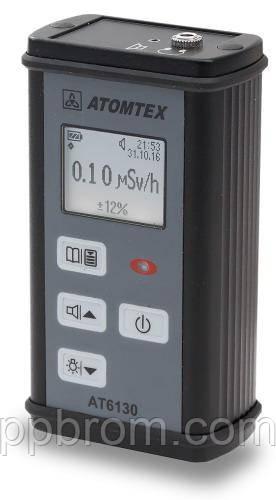 Дозиметр-радиометр МКС-АТ6130A