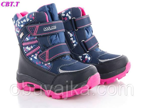 Зимняя обувь Детские дутики 2019 от фирмы CBT T(27-32), фото 2