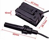 Цифровий термометр і гігрометр, фото 3