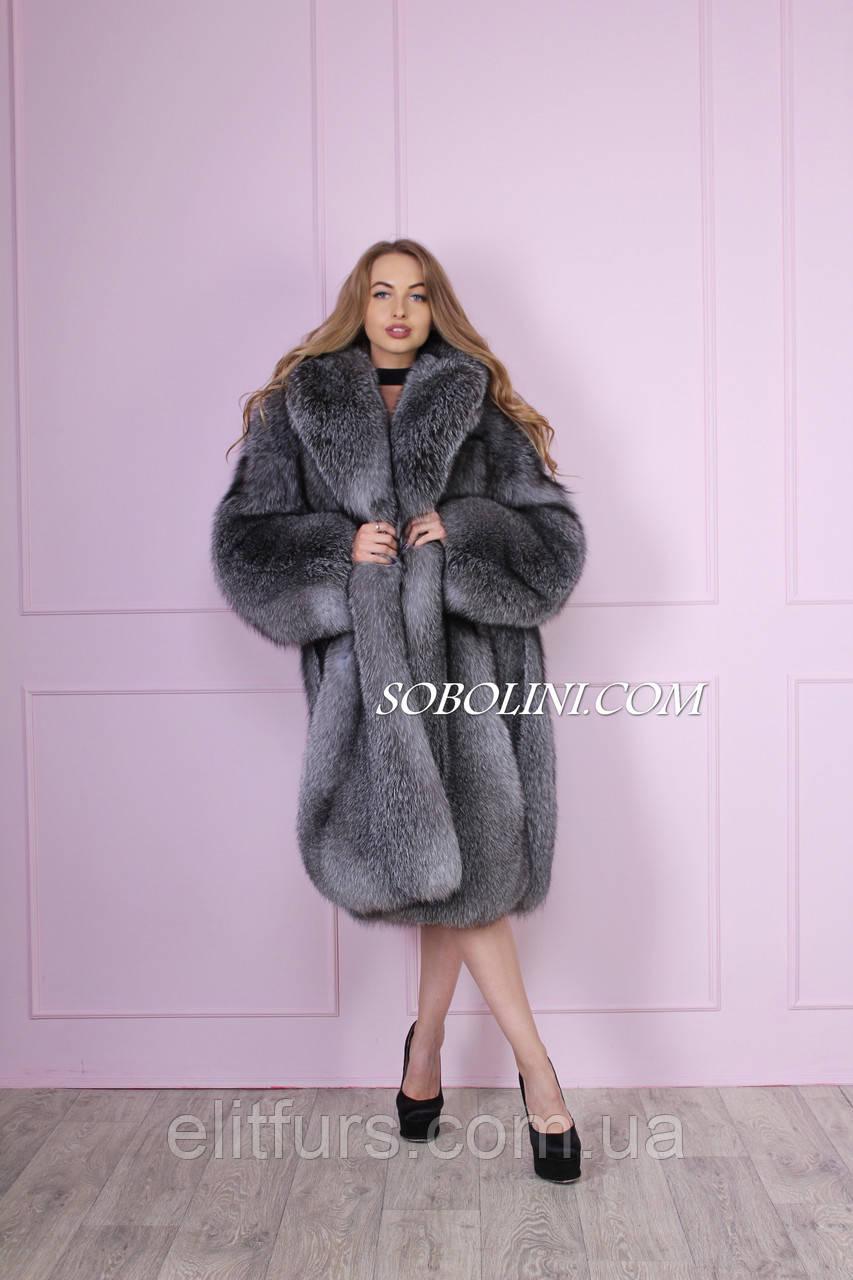 49e2fcece6935 Шуба из меха блюфроста, индпошив: продажа, цена в Одессе. шубы ...
