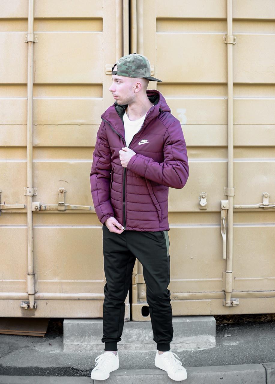 Мужская куртка Nike Бордо