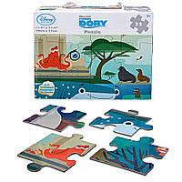 Детский пазл В поисках Дори оригинал Дисней Finding Dory Puzzle disney store  32 крупные детали 28*57 см
