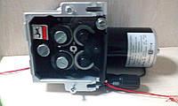 Подающий механизм (протяжка, привод  SSJ-15)  4-х роликовый для полуавтомата 24 вольта