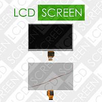 Дисплей для планшета China-Tablet PC 10,1 H-H10118FPC-C1, H-H101D-27C, WY101ML285HS18A