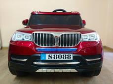 Копия Копия Копия Детский двухместный электромобиль BMW EVA колеса, фото 3