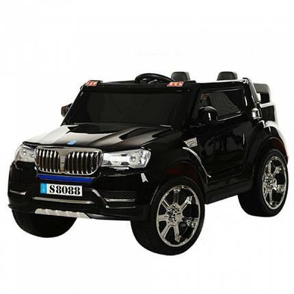 Копия Копия Копия Детский двухместный электромобиль BMW EVA колеса, фото 2