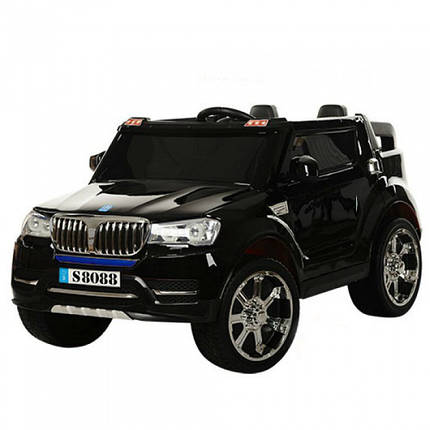 Копия Копия Копия Копия Детский двухместный электромобиль BMW EVA колеса, фото 2