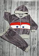 """Велюровый костюм """"МАК"""", велюр, р.24-26-28"""