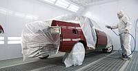 Кузовной ремонт и покраска  в покрасочной камере Донецк