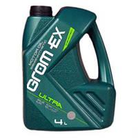 Масло   GROM-EX 10W40 Ultra 4л SL/CF (полусинтетика) (Grom-ex)