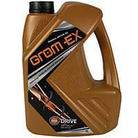 Масло   GROM-EX 15W40 Drive 4л (минералка) (Grom-ex)