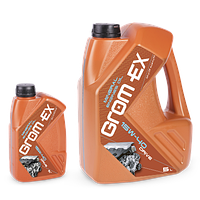Масло   GROM-EX 15W40 Drive 5л (минералка) (Grom-ex)