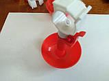 Ниппельная поилка чашечная поилка для кур голубей, фото 10