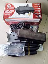 Предпусковой подогреватель двигателя с насосом Атлант-ТОРНАДО 2.5КВТ, фото 2