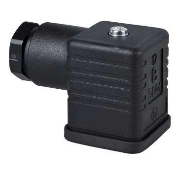 Конектор для датчика тиску XMLP DIN43650-А XZCC43FCP40B