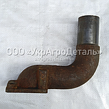 Патрубок выпускной Д-65 ЮМЗ (колено) Д65-05-С13, фото 2