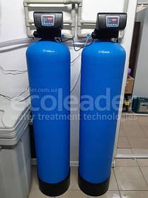 Умягчитель непрерывного действия FS100RX Duplex - служит для удаления из воды солей жесткости, тяжелых металлов. Обеспечивает непрерывное снабжение объекта очищенной водой.