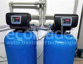 Система Duplex - состоит из двух фильтров - умягчителей, подключенных к водопроводу параллельно. Регенерация каждого из фильтров происходит по очереди по мере необходимости.