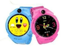 Детские смарт часы Smart baby watch Q610S GPS  с камерой и фонариком