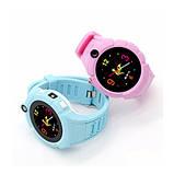 Детские смарт часы Smart baby watch Q610S GPS  с камерой и фонариком, фото 2