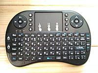 Bluetooth клавиатура Mini Smart + Touchpad (Smart TV,  PC)