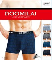 Мужские стрейчевые боксеры  Марка «DOOMILAI» Арт.D-01162, фото 2
