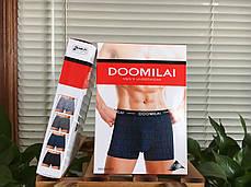Мужские стрейчевые боксеры  Марка «DOOMILAI» Арт.D-01162, фото 3