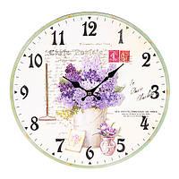 """Настінний годинник """"Summer"""" (34 см. МДФ), фото 1"""