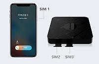 Адаптер для двух дополнительных карт Monwalk K11 black, фото 1