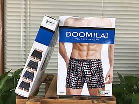 """Мужские стрейчевые боксеры из бамбука марка """"DOOMILAI"""" Арт.D-01131(3XL,4XL), фото 2"""