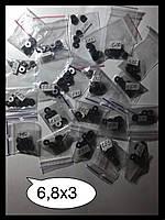 Шайба Регулировки Форсунок 6,8x3 на ТНВД, EVRO -1, EVRO -2, EVRO-3, EVRO-4, BOSCH, DENSO, COMMON RAIL