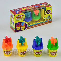 Детское тесто для лепки   в коробке