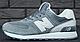 Женские кроссовки New Balance 574 Classic Grey, фото 2