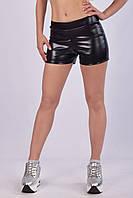 Женские шорты из экокожи (искусственная кожа)