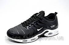 Кроссовки мужские в стиле Nike Air Max Plus TN Ultra, White\Black, фото 2