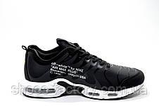 Кроссовки мужские в стиле Nike Air Max Plus TN Ultra, White\Black, фото 3