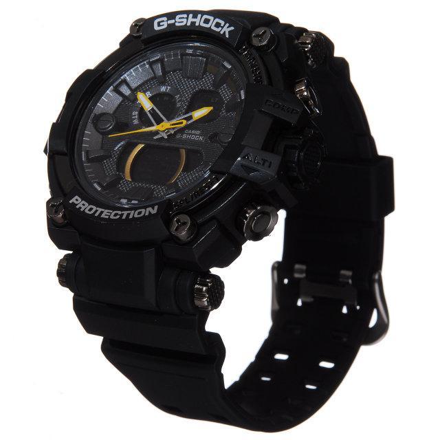Часы G-Shock  наручные с желтой стрелкой