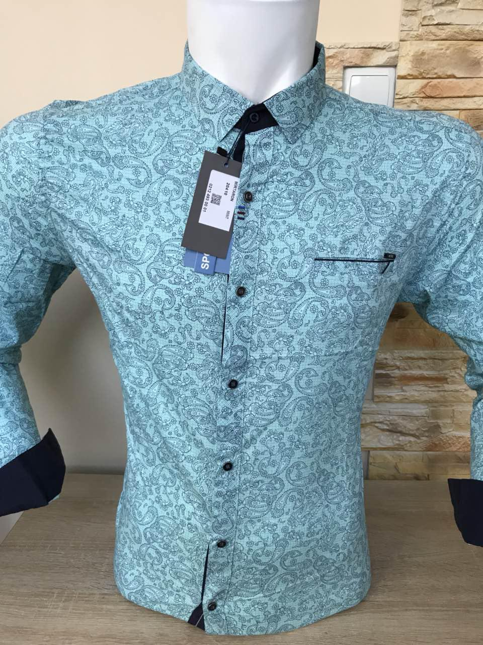Распродажа!!! Рубашка батальная  MIR TARON