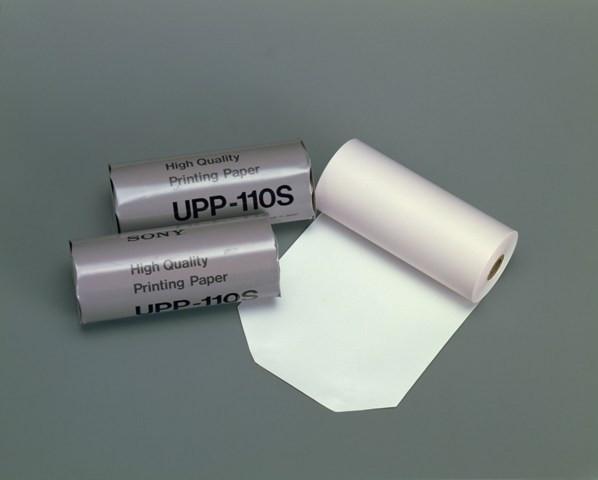 Папір 110*20 для відеопрінтера SONY UPP 110 S