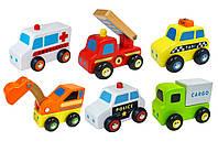 Набор Мини машинки Viga toys (59621)