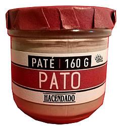 Hacendado Pate Pato 160 gramm