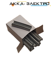 Скобы для обжима сетки (тип Е) 600шт.
